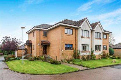 2 Bedrooms Flat for sale in Canberra Court, Braidpark Drive