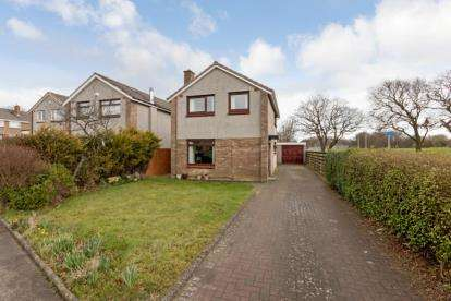 3 Bedrooms Detached House for sale in Barry Road, Kirkcaldy