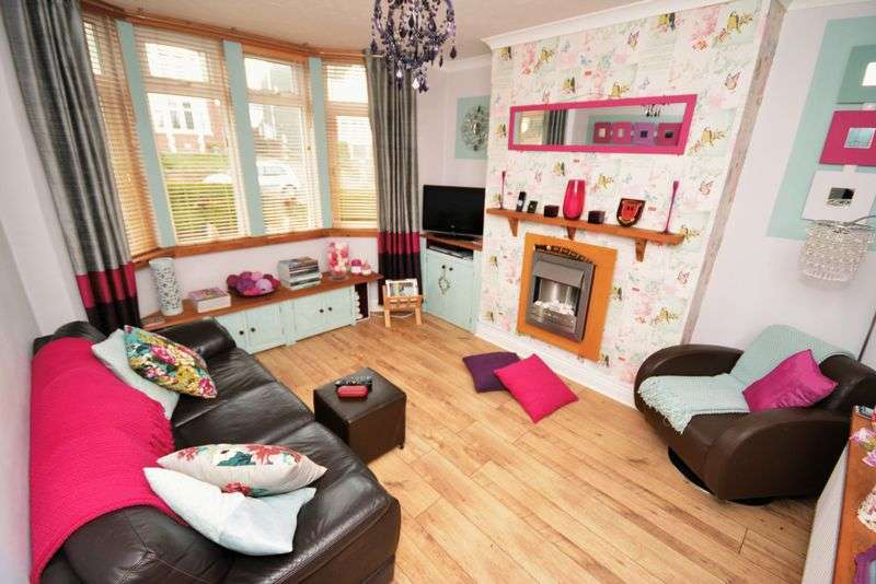 3 Bedrooms Semi Detached House for sale in Everswell Road, Fairwater, Cardiff