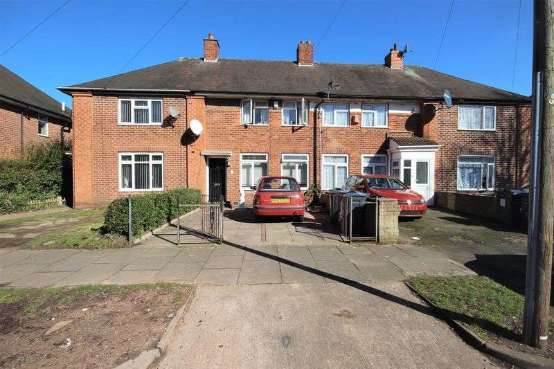 3 Bedrooms Terraced House for sale in Bankdale Road, Birmingham