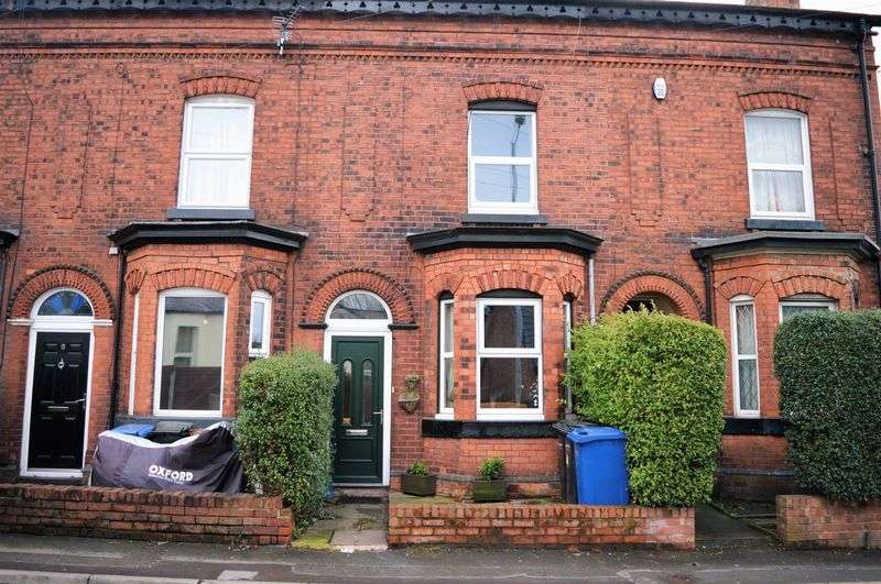 3 Bedrooms Terraced House for sale in Station Road, Marple, Stockport