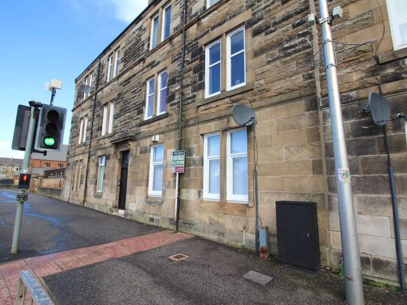 2 Bedrooms Ground Flat for sale in 0/2, 274 Glasgow Road, Blantyre, Glasgow, G72 0YL