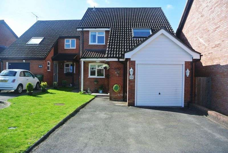 3 Bedrooms Detached House for sale in Cowslip Bank, Lychpit