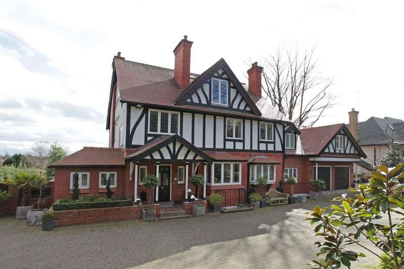 7 Bedrooms Detached House for sale in Langham Road, Bowdon