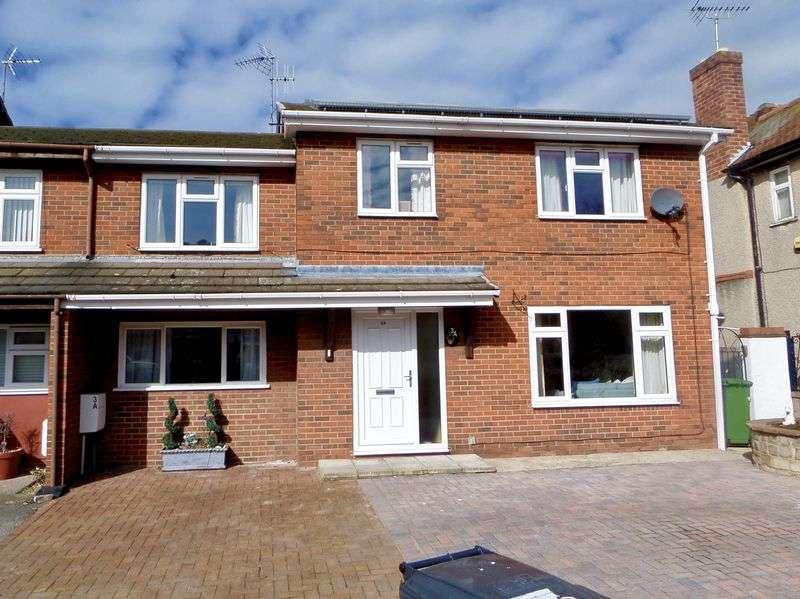 4 Bedrooms Semi Detached House for sale in Gronant Road, Prestatyn