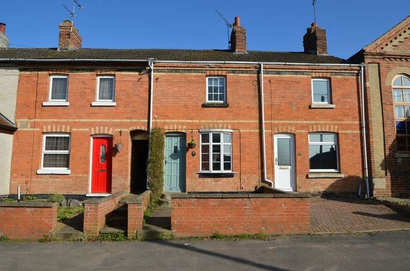 2 Bedrooms Terraced House for sale in Chapel Street, Long Lawford, Rugby