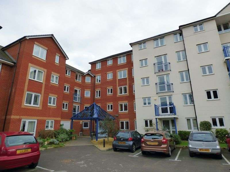 1 Bedroom Retirement Property for sale in Beach Road, Weston-Super-Mare