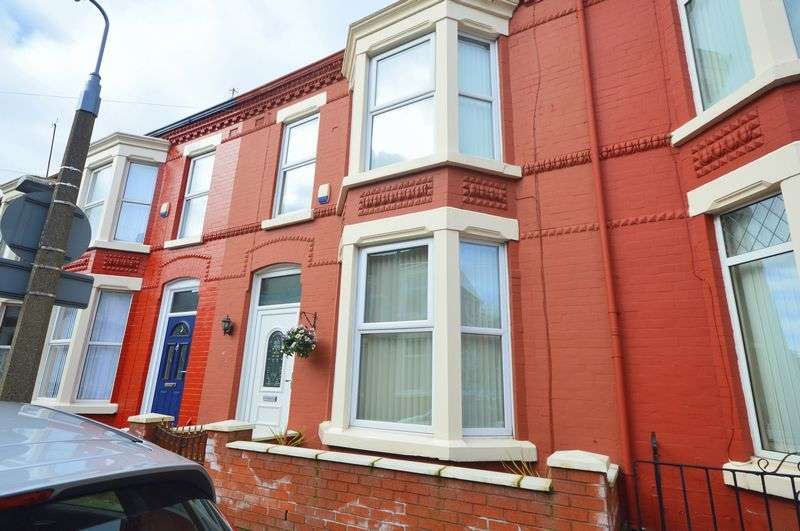 3 Bedrooms Terraced House for sale in Belgrave Road, Aigburth