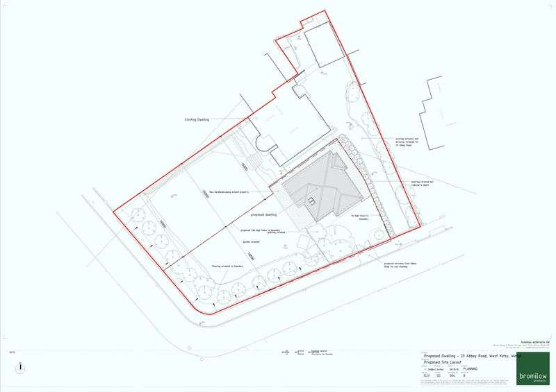 5 Bedrooms Land Commercial for sale in Abbey Road, West Kirby