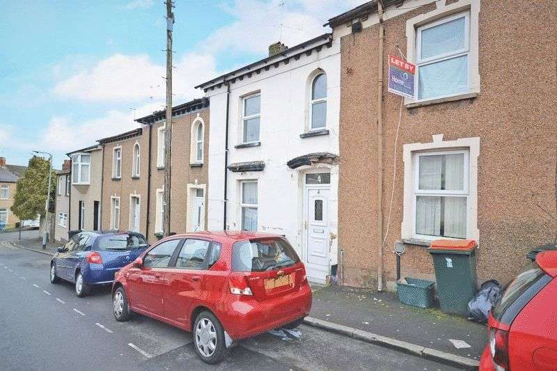 2 Bedrooms Terraced House for sale in St Edward Street, Newport