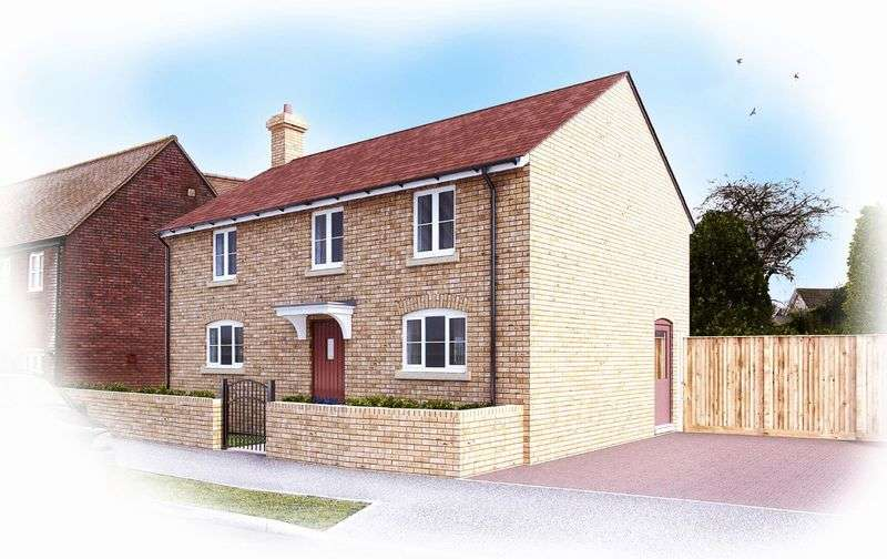 3 Bedrooms Detached House for sale in Breach Field, Wareham