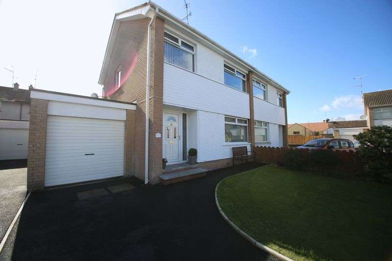 3 Bedrooms Semi Detached House for sale in 15 Knockview Drive, Tandragee