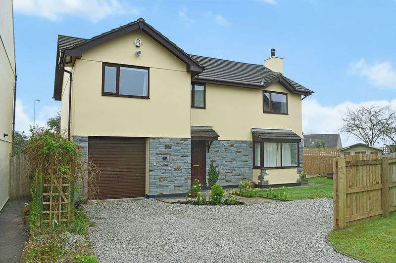 4 Bedrooms Detached House for sale in Liskeard