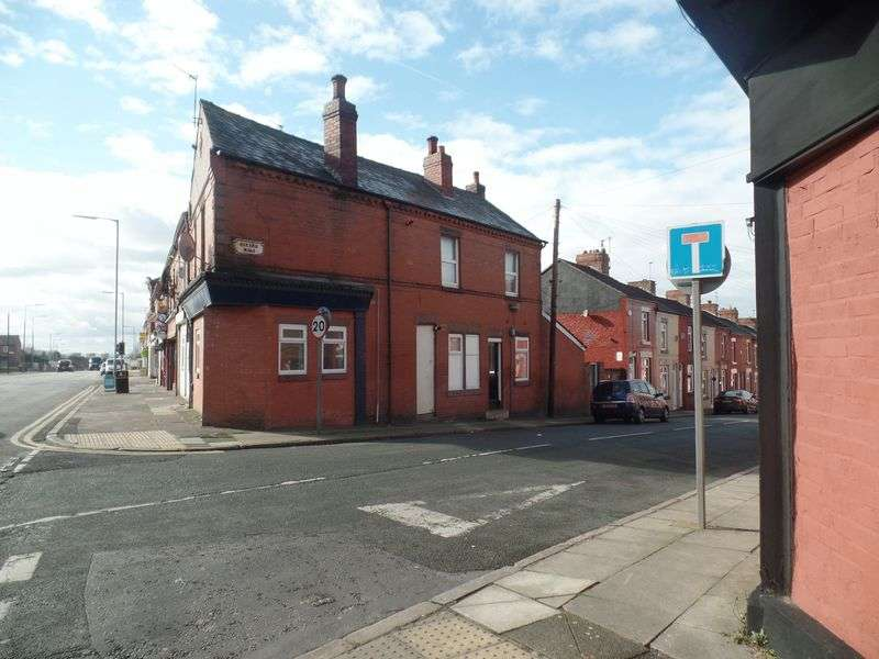 4 Bedrooms House for sale in 195 Rathbone Road, Liverpool