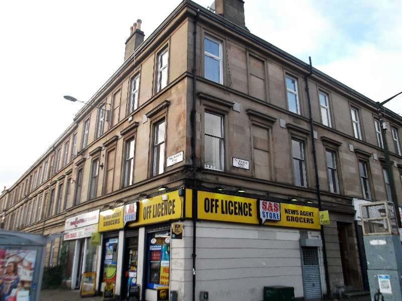 3 Bedrooms Flat for rent in Nithsdale Road, Strathbungo, Glasgow