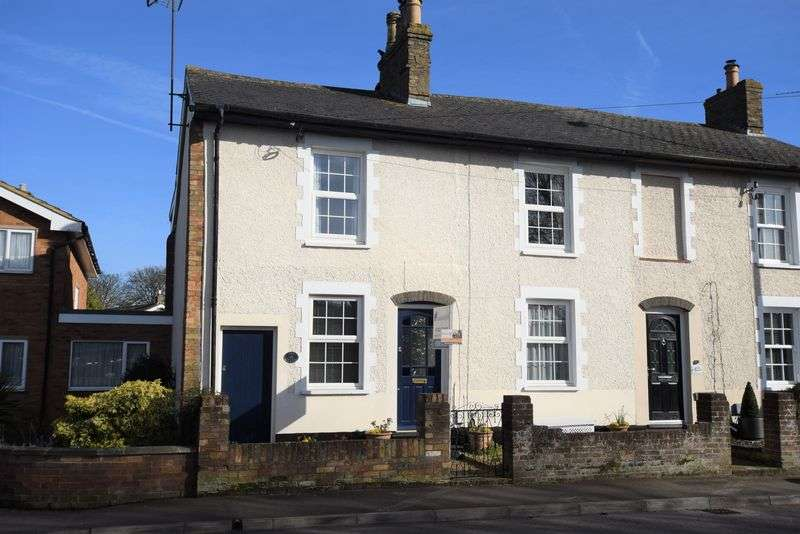 3 Bedrooms Terraced House for sale in High Street, Toddington