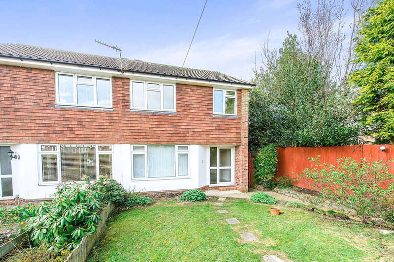 3 Bedrooms Semi Detached House for sale in Whitehill Road, Crowborough, TN6