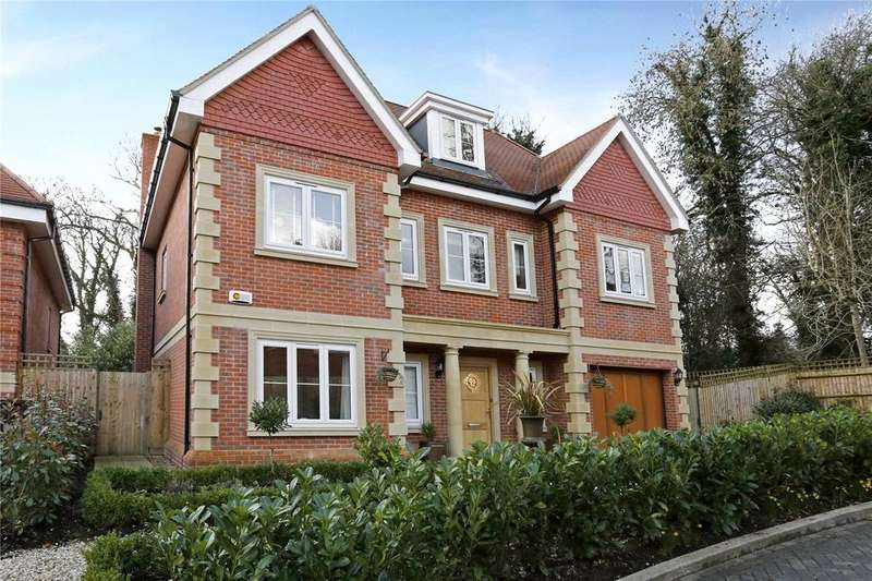 5 Bedrooms Detached House for sale in Westminster Close, Northwood, Middlesex, HA6