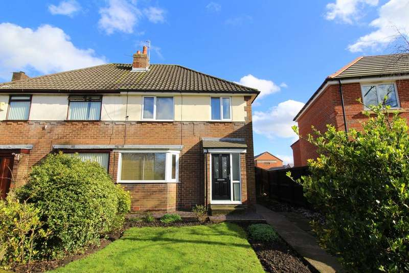 3 Bedrooms Semi Detached House for sale in Crow Lane East, Newton-le-Willows WA12