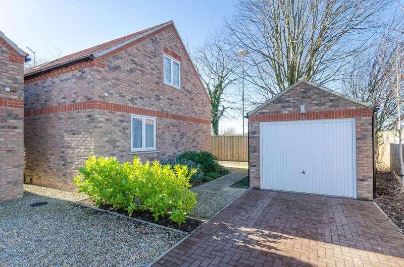 3 Bedrooms House for sale in Stump Cross, Boroughbridge, York