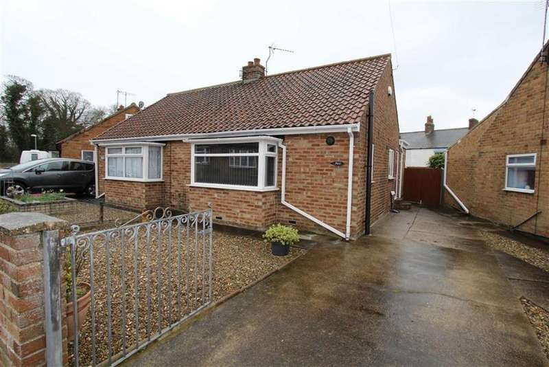 1 Bedroom Semi Detached Bungalow for sale in Sewerby Park Close, Sewerby, YO15