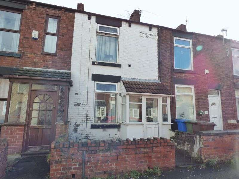 2 Bedrooms Terraced House for sale in Osborne Road, Manchester