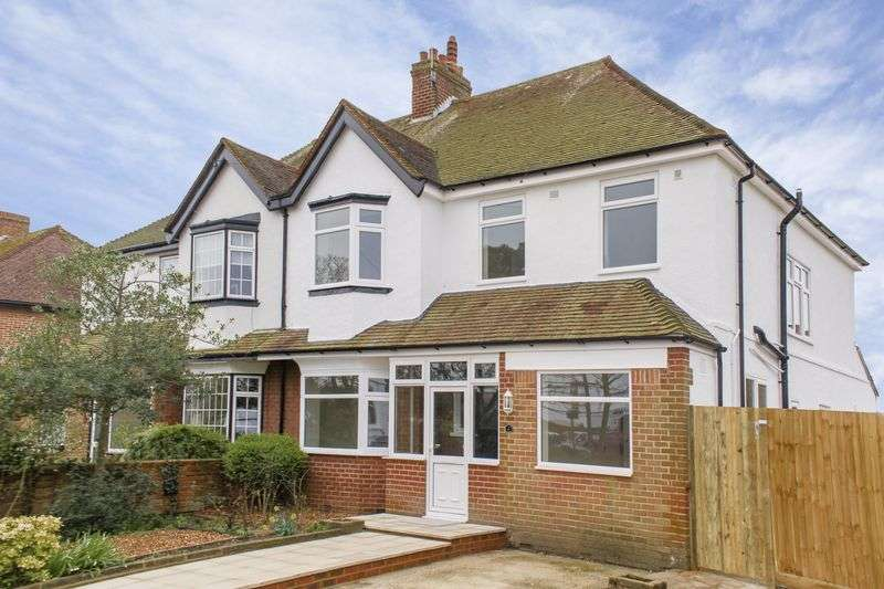 4 Bedrooms House for sale in Chesswood Road, Worthing