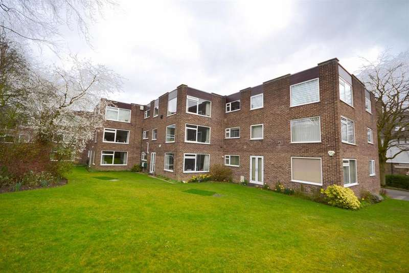2 Bedrooms Flat for sale in Wedgewood Court, Roundhay