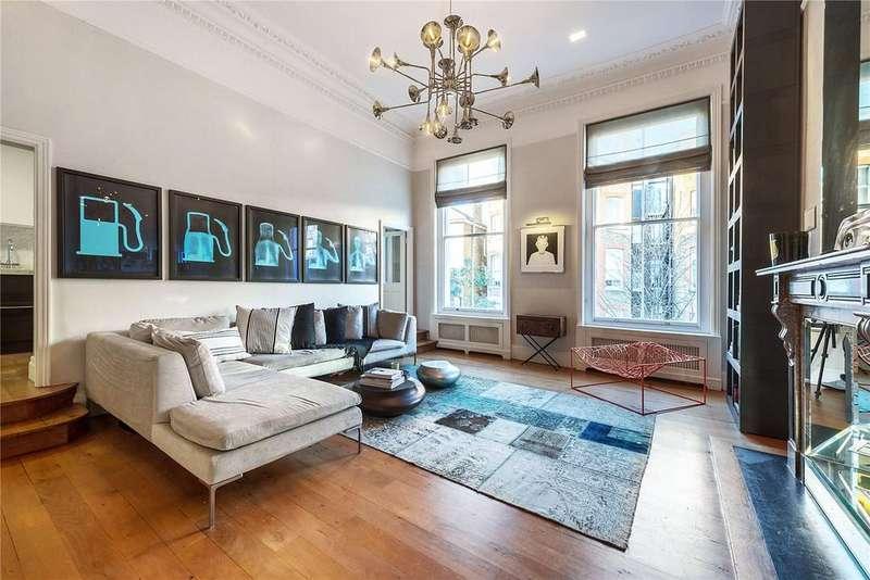 2 Bedrooms Flat for sale in Old Brompton Road, South Kensington, London