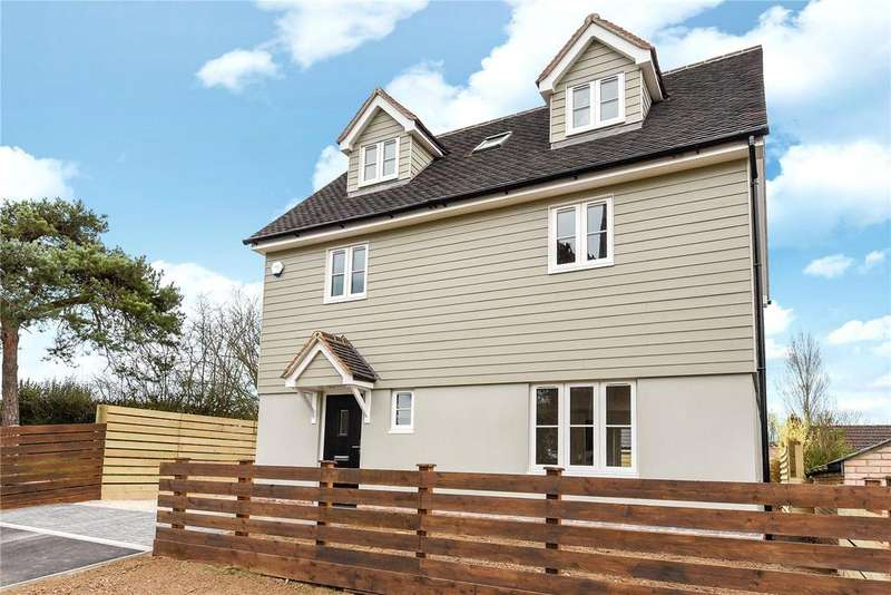 4 Bedrooms Detached House for sale in London Road, Six Mile Bottom, Newmarket, Suffolk, CB8