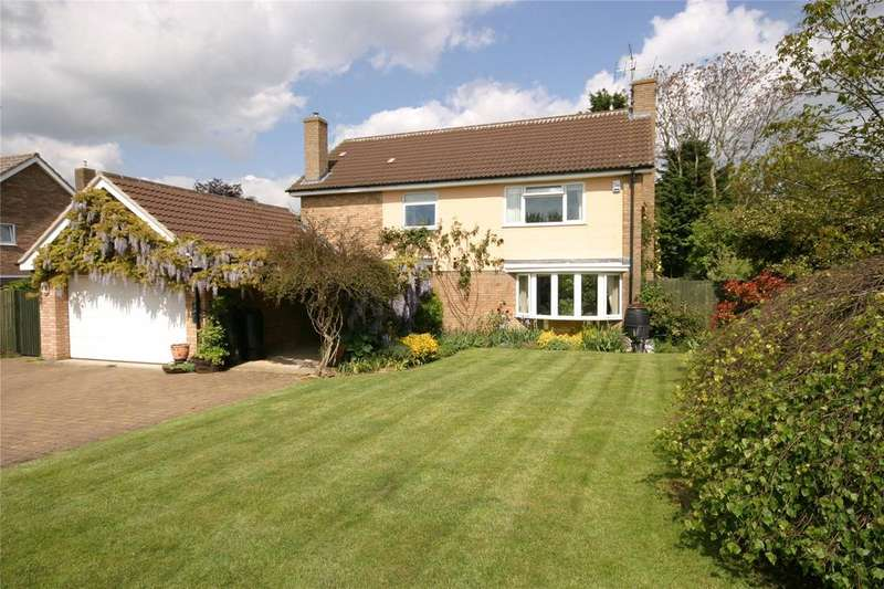 3 Bedrooms Detached House for sale in Lark Hill, Moulton, Newmarket, Suffolk, CB8