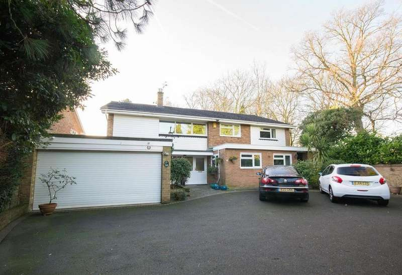 5 Bedrooms Detached House for sale in Hall Lane, Shenfield, Brentwood, Essex, CM15