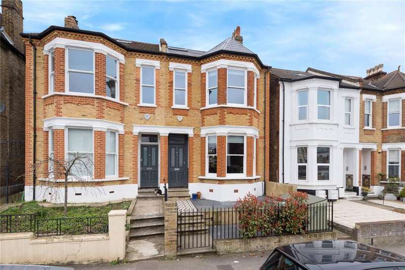 5 Bedrooms Semi Detached House for sale in St Julians Farm Road, West Norwood, London, SE27