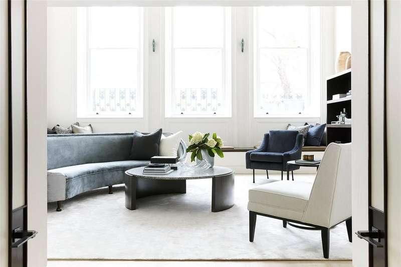 3 Bedrooms Flat for sale in Hempel Gardens, 4, 32 Craven Hill Gardens, London