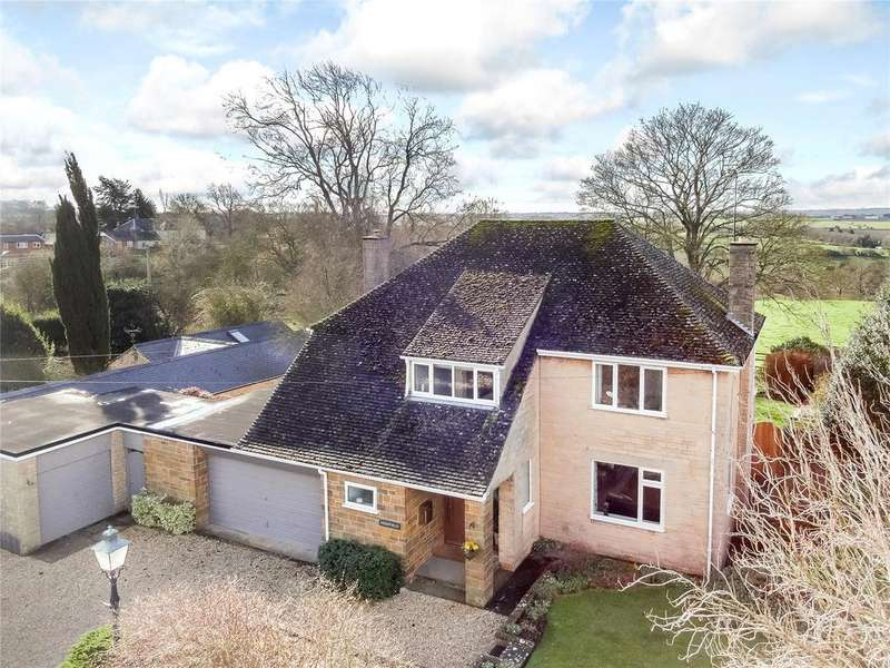4 Bedrooms Detached House for sale in Sibford Gower, Banbury, Oxfordshire