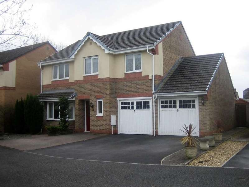 5 Bedrooms Detached House for sale in Golwg Y Twr, Pontarddulais