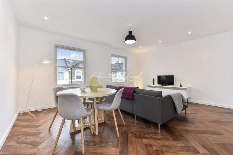 1 Bedroom Flat for sale in Reighton Road, E5