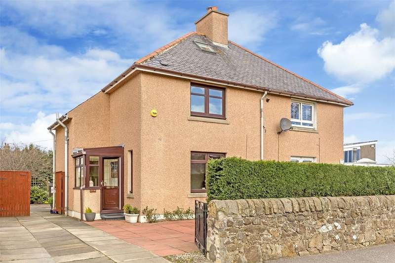 2 Bedrooms Semi Detached House for sale in 284 Lanark Road West, Currie, Midlothian, EH14