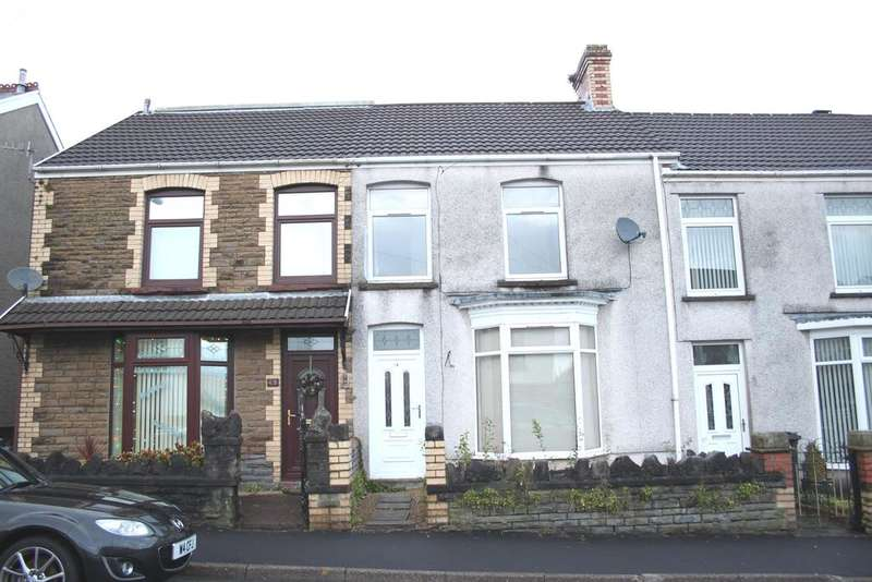 3 Bedrooms Terraced House for sale in Dynevor Road, Skewen, Neath