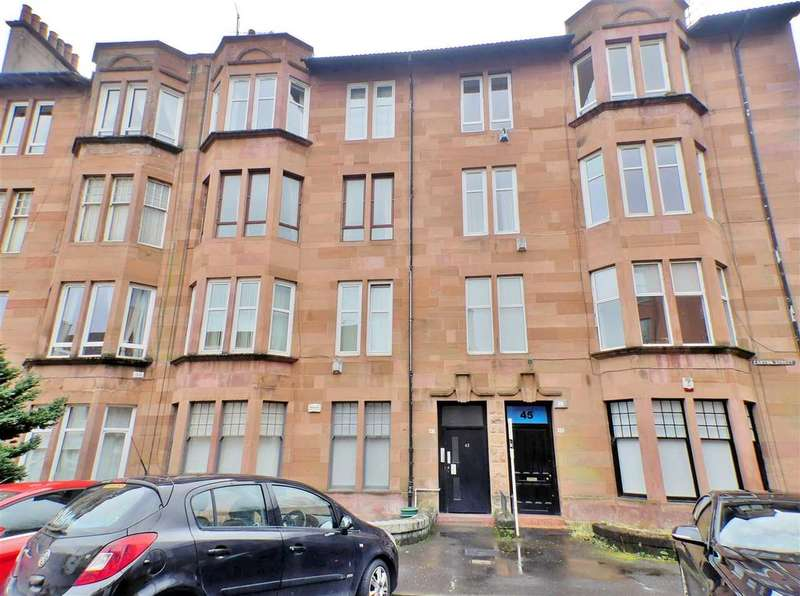 2 Bedrooms Apartment Flat for sale in Cartha Street, Shawlands, Flat 3/1, GLASGOW