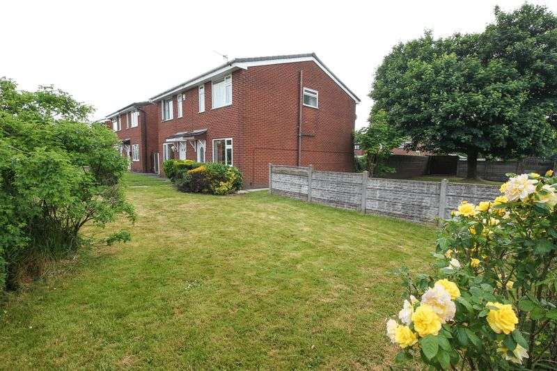 3 Bedrooms Semi Detached House for sale in Downbrook Way, Ashton in Makerfield