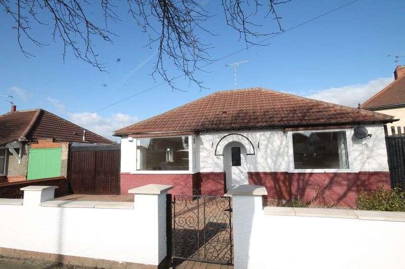 2 Bedrooms Detached Bungalow for sale in HOLBROOK ROAD, ALVASTON