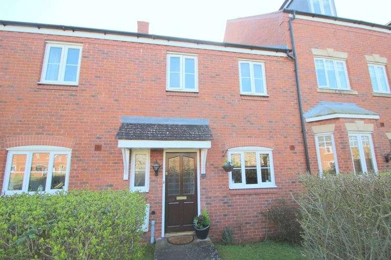 4 Bedrooms Terraced House for sale in Clark Walk, Ettington