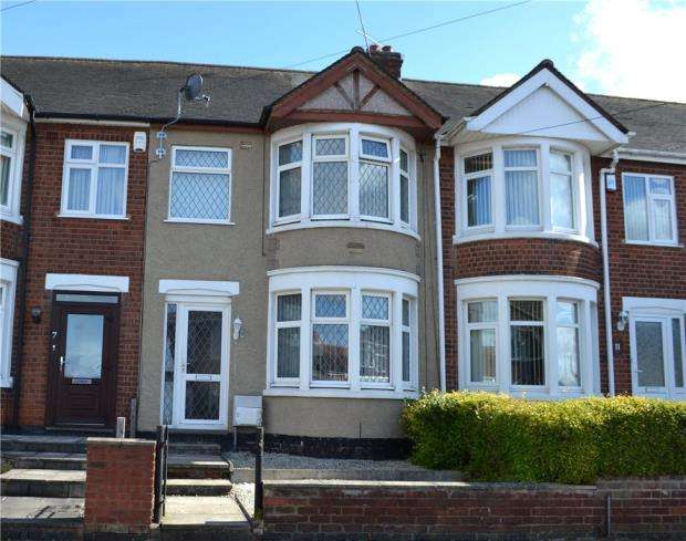 3 Bedrooms Terraced House for sale in St. Ives Road, Wyken, Coventry, West