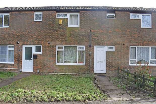 3 Bedrooms Terraced House for sale in Westminster Gardens, Houghton Regis, Dunstable, Bedfordshire