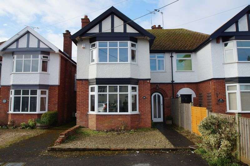 4 Bedrooms Semi Detached House for sale in Berrow Road, Burnham-On-Sea