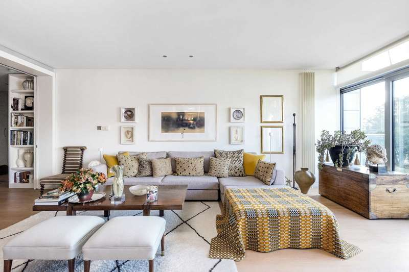 2 Bedrooms Apartment Flat for sale in The Montevetro Building, 100 Battersea Church Road, London, SW11