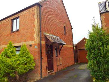 3 Bedrooms Semi Detached House for sale in Lea Close, St Andrews Ridge, Swindon, Wiltshire