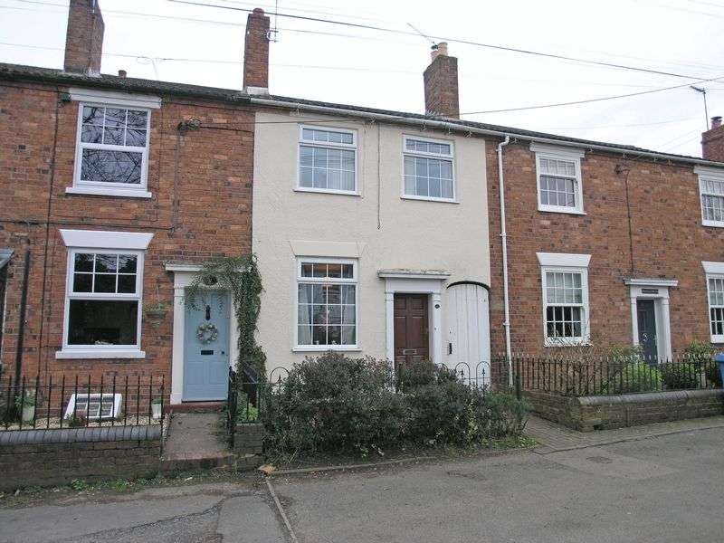 2 Bedrooms Terraced House for sale in KINVER, Foster Street