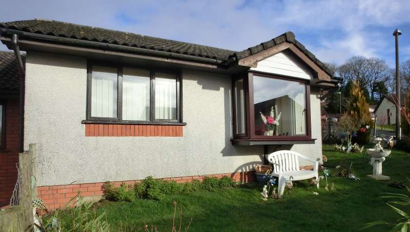 2 Bedrooms Bungalow for sale in Edison Crescent, Clydach, Swansea, West Glamorgan, SA6 5JF